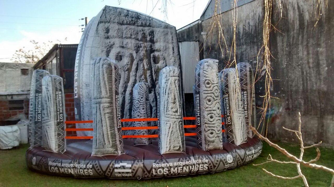 Reserva Los Menhires