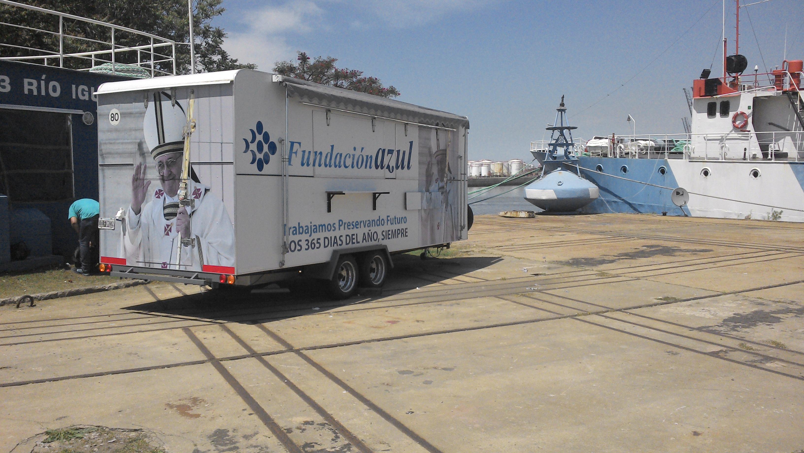 Fundación Azul