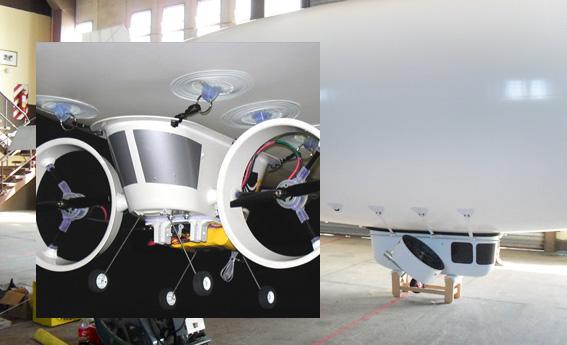dirigibles radio controlados
